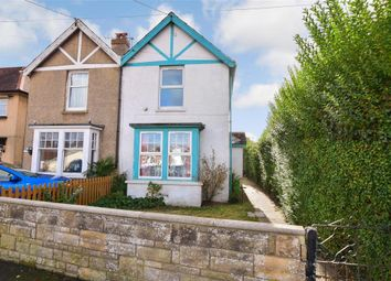 Thumbnail 3 bed semi-detached house for sale in Tennyson Road, Freshwater, Isle Of Wight