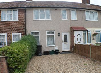Thumbnail 3 bed terraced house to rent in Horley Road, London