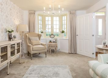 """Thumbnail 4 bed detached house for sale in """"Bayswater"""" at Carters Lane, Kiln Farm, Milton Keynes"""