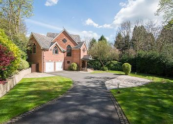 Thumbnail 5 bed detached house to rent in Alan Drive, Hale, Altrincham