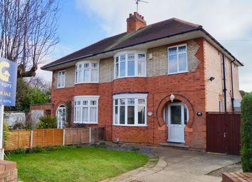 Thumbnail 3 bed semi-detached house for sale in Paston Lane, Peterborough