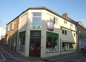 Thumbnail Retail premises for sale in Kirkgate, Knaresborough, North Yorkshire