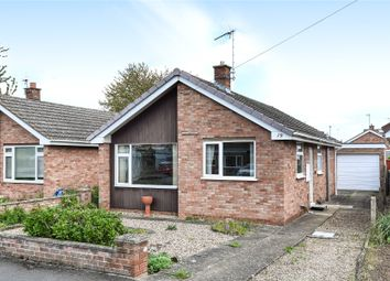 Thumbnail 2 bed bungalow for sale in Christopher Crescent, Sleaford