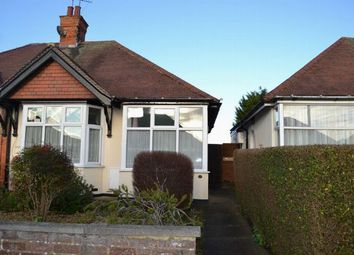 Thumbnail 1 bed semi-detached bungalow for sale in Greville Avenue, Spinney Hill, Northampton