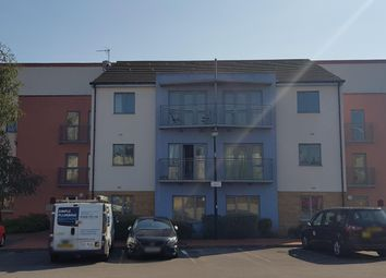 Thumbnail 1 bed flat to rent in Ty Cwmpas, Rhodfa'r Gwagenni, Barry Waterfront