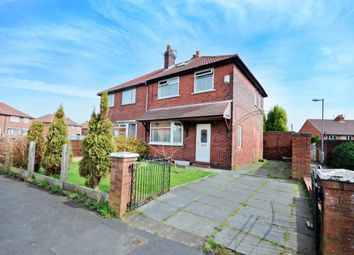Thumbnail 3 bed semi-detached house for sale in Crescent Avenue, Farnworth, Bolton