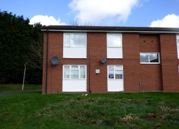 Thumbnail 1 bed flat for sale in Newark Close, Mansfield