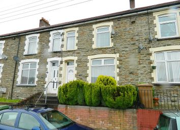 Thumbnail 3 bed terraced house for sale in Jubilee Road, New Tredegar, Caerphilly.