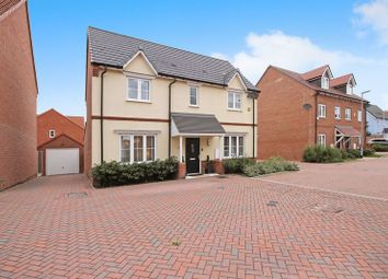 4 bed detached house for sale in Abingdon Close, Basildon SS15
