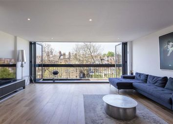 Thumbnail 4 bedroom flat for sale in Haverstock Hill, Belsize Park, London