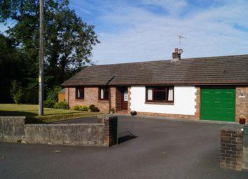 Thumbnail 3 bed detached bungalow for sale in Pentrecwrt, Llandysul