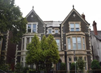 Thumbnail Studio to rent in Romilly Road, Canton, Cardiff