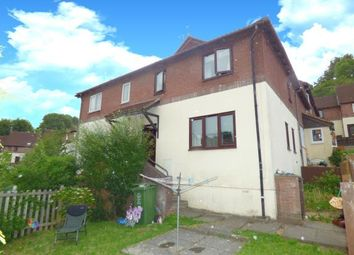 Thumbnail 2 bedroom terraced house for sale in Kinnerton Way, Exeter, Devon