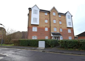 Thumbnail 2 bed flat for sale in Friarscroft Way, Aylesbury