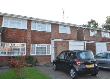 Thumbnail 4 bed semi-detached house to rent in Ashdown Avenue, Farnborough