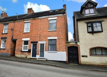 Thumbnail 3 bed terraced house for sale in Borough Street, Kegworth, Derby