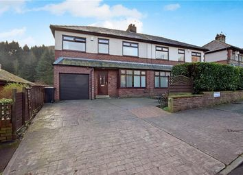 Thumbnail 3 bed semi-detached house for sale in Ramsden Wood Road, Walsden, Todmorden