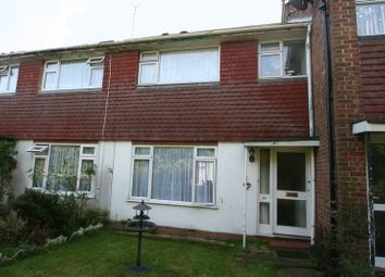 Thumbnail 3 bed terraced house for sale in Cedar Avenue, Worthing