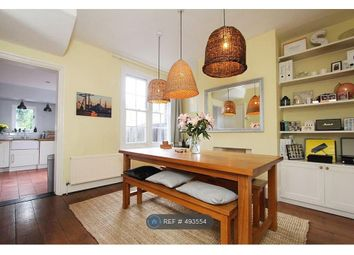 Thumbnail 2 bed terraced house to rent in Peabody Cottages, London