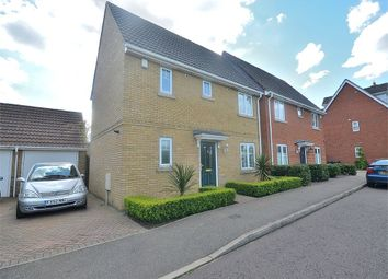Thumbnail 3 bed detached house to rent in Chestnut View, Dunmow