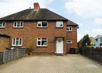 Thumbnail 3 bed semi-detached house to rent in Merrow Lane, Burpham, Guildford