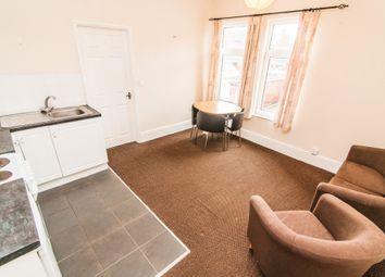 Thumbnail 1 bedroom flat to rent in Salisbury Road, Doncaster