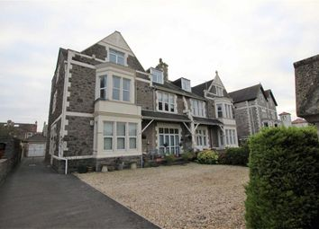 Thumbnail 2 bed flat for sale in Ellenborough Park South, Weston-Super-Mare