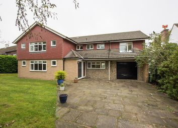 Thumbnail 5 bed detached house for sale in Downs Way, Tadworth