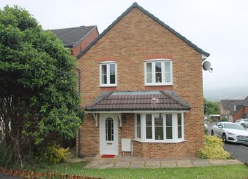 Thumbnail 4 bed detached house for sale in Mill Bank, Neath