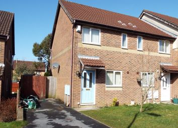 Thumbnail 2 bed end terrace house for sale in Clos Celyn, Llansamlet