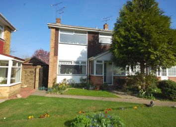Thumbnail 3 bed end terrace house for sale in Tees Road, Old Springfield, Chelmsford