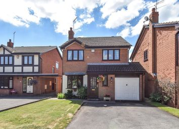 Thumbnail 3 bed detached house for sale in Beechcroft Drive, Bromsgrove