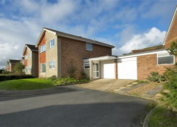 Thumbnail 4 bed detached house for sale in Ainsdale Close, Folkestone