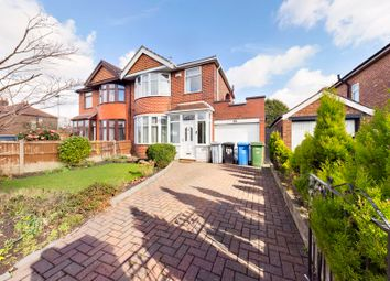 Thumbnail 3 bed semi-detached house for sale in Moss Vale Road, Urmston, Trafford