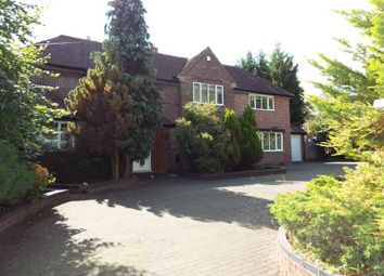Thumbnail 4 bed detached house for sale in Dovehouse Lane, Solihull, West Midlands