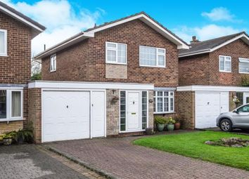 Thumbnail 3 bed link-detached house for sale in Northdown Road, Solihull, West Midlands