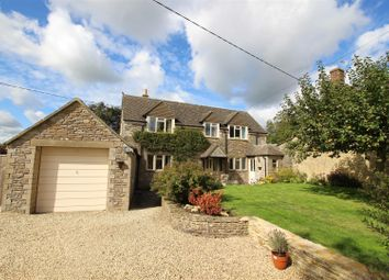 Thumbnail 4 bed detached house for sale in West Yatton, Yatton Keynell, Chippenham