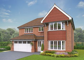 Thumbnail 4 bed detached house for sale in The Llandrillo, Middlewich Road, Sandbach