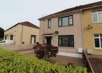 Thumbnail 3 bedroom end terrace house for sale in Pollock Crescent, Kilwinning