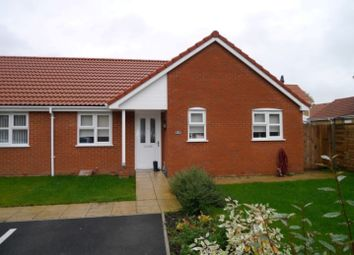 Thumbnail 2 bed semi-detached bungalow for sale in Horseman Close, Downham Market
