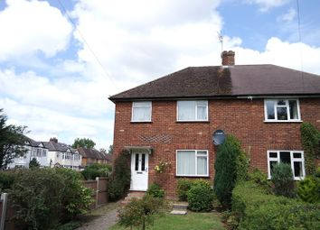 Thumbnail 3 bed semi-detached house for sale in Rowley Lane, Well End, Borehamwood