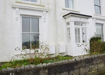 Thumbnail 2 bedroom flat to rent in Clare Terrace, Falmouth