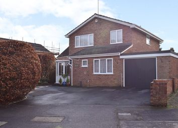 Thumbnail 4 bed detached house for sale in Downwood Close, Fordingbridge