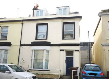 Thumbnail 2 bed flat to rent in Hill Park Crescent, North Hill, Plymouth