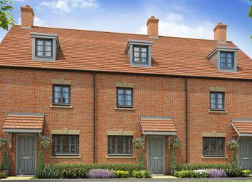 "Thumbnail 3 bedroom end terrace house for sale in ""Delamere - Plot 985"" at Radstone Road, Brackley"