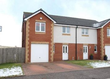 Thumbnail 3 bed semi-detached house for sale in Blackhill Drive, Summerston, Glasgow