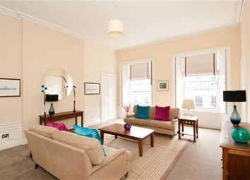 Thumbnail 3 bed flat to rent in Northumberland Street, New Town