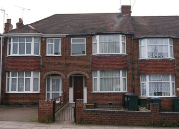 Thumbnail 3 bedroom terraced house to rent in Treherne Road, Radford, Coventry