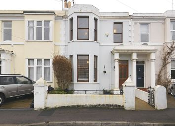Thumbnail 4 bed terraced house for sale in Park Road, East Molesey