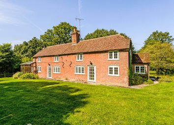 Thumbnail 4 bed detached house to rent in Oare, Hermitage, Thatcham, Berkshire